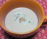 マッシュな冷製ポタージュスープ
