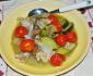 夏野菜の煮込み、イタリア・ママン風