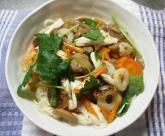 マッシュ素麺